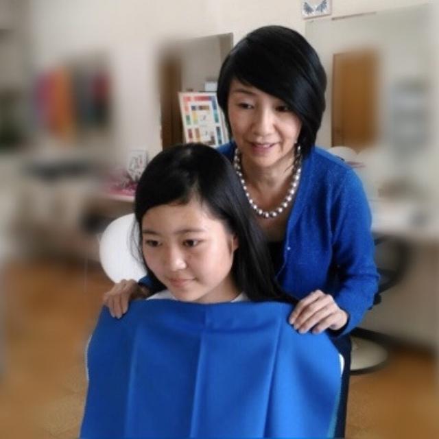 3月4月 パーソナルカラー診断 学生さん応援キャンペーン